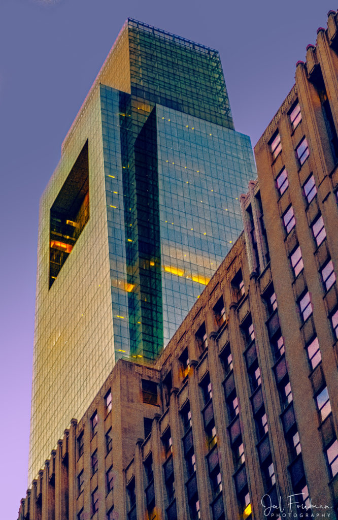Comcast Center, Suburban Station - Philadelphia